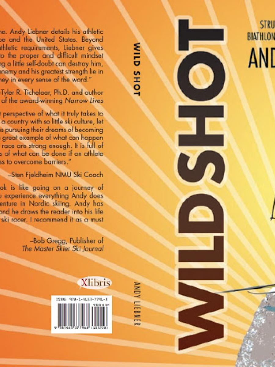Cover of Wild Shot by Andy Liebner