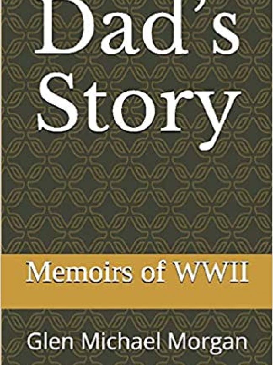 Cover of Dad's Story by Glen Morgan