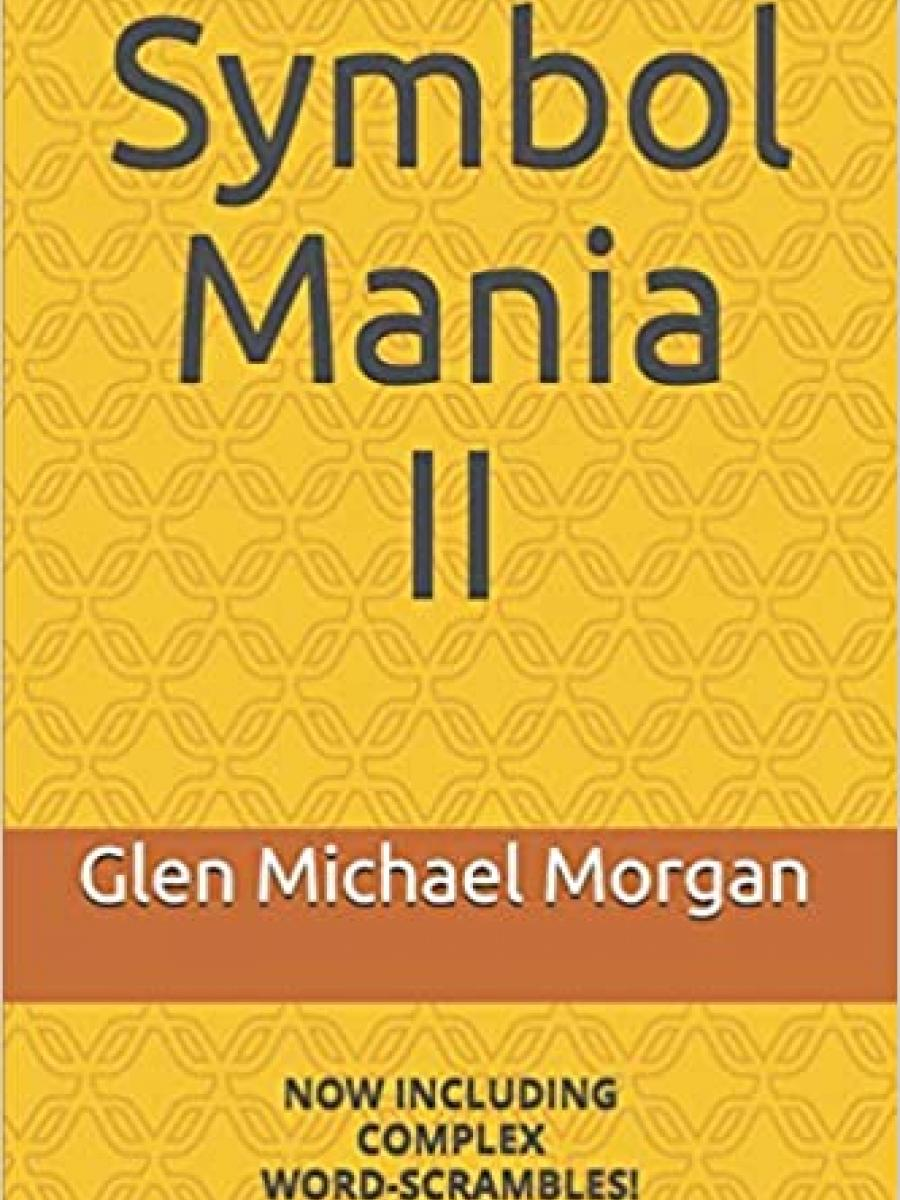 Cover of Symbol Mania II by Glen Morgan