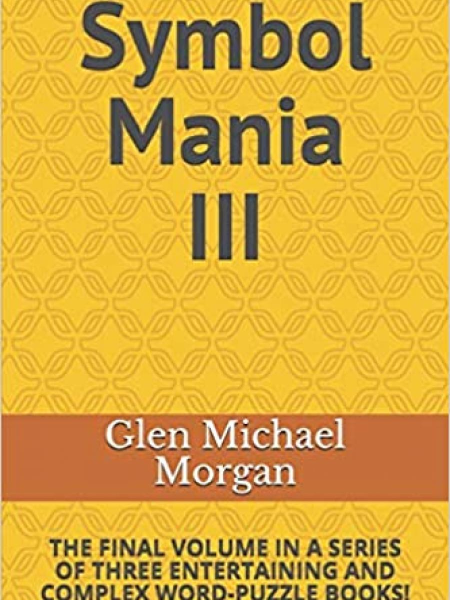 Cover of Symbol Mania III by Glen Morgan