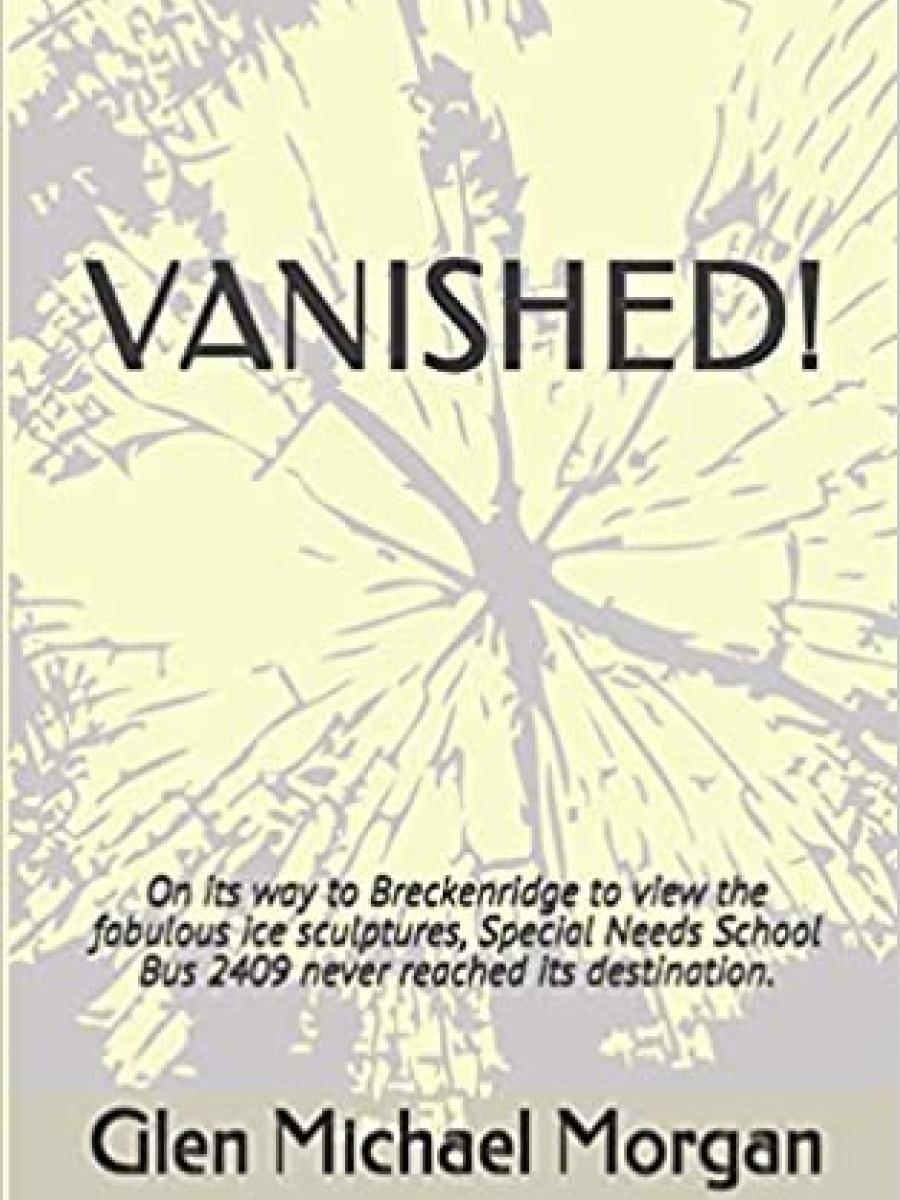 Cover of VANISHED! by Glen Morgan