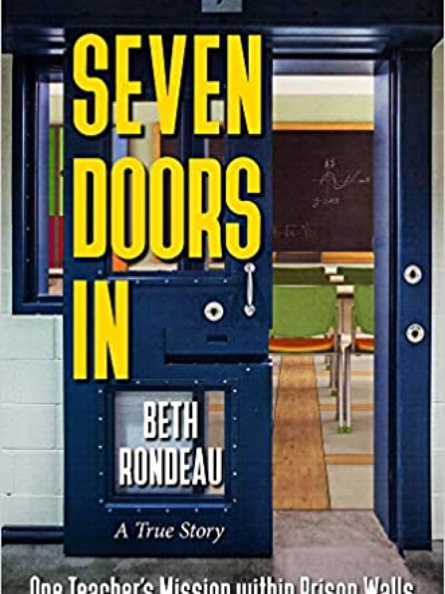 Cover of Seven Doors In by Beth Deacon