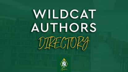 Wildcat Authors directory graphic