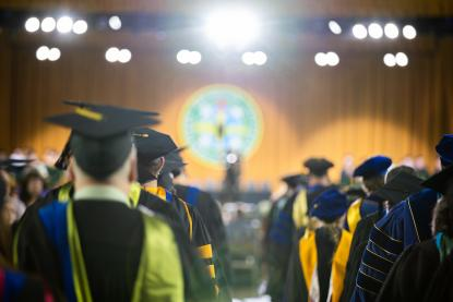 NMU Commencement Ceremony