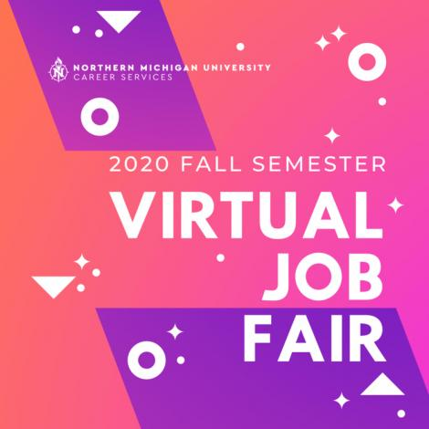 2020 Fall Semester Virtual Job Fair