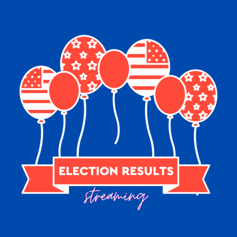 Election results streaming