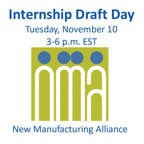 Internship Draft Day - November 10, 2020
