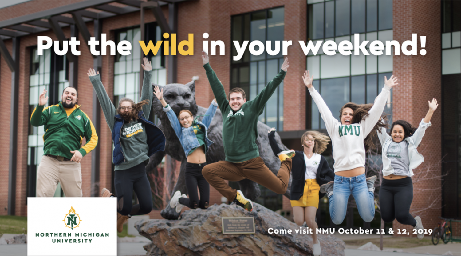 Put the Wild in Your Weekend Postcard