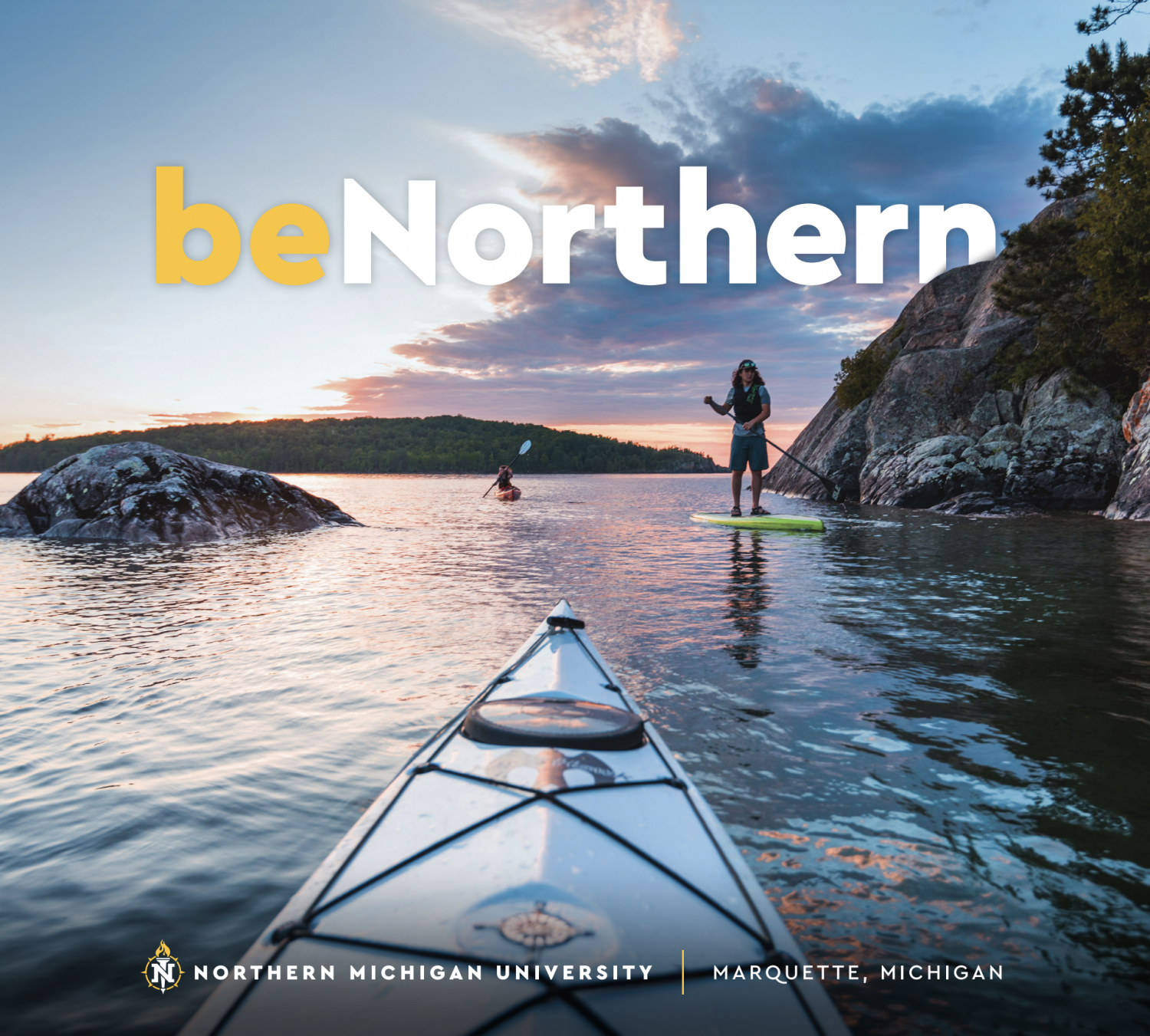 Be Northern Digital Advertisement